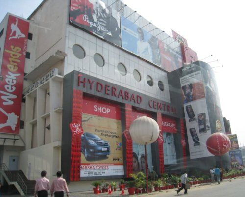 Central Mall Hyderabad